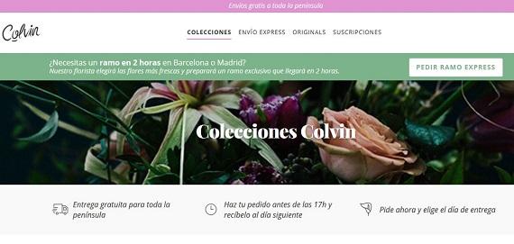 mejores tiendas online de flores España