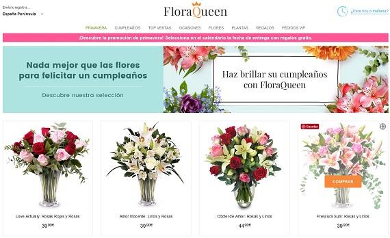 mejores tiendas online de flores al extranjero