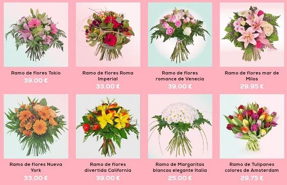 rosas in box ramos